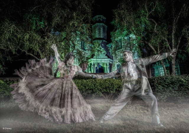 fun facts haunted mansion