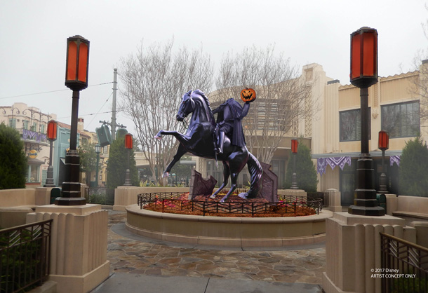 5 Spooktacular New Additions to Disneyland's Halloween Line-Up