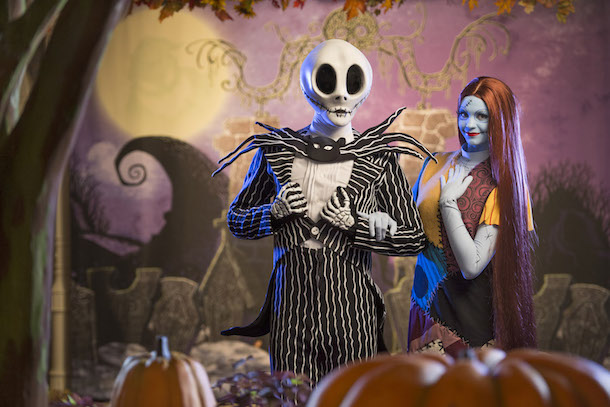 What Special Characters Appear At Mickey's Not-So-Scary Halloween Party & Where Can I Find Them?