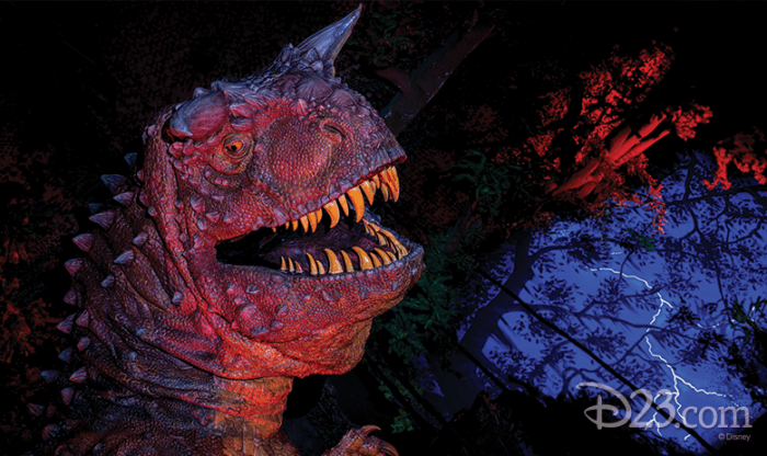 Disney's Dinosaur Attraction in Animal Kingdom: Countdown to Extinction