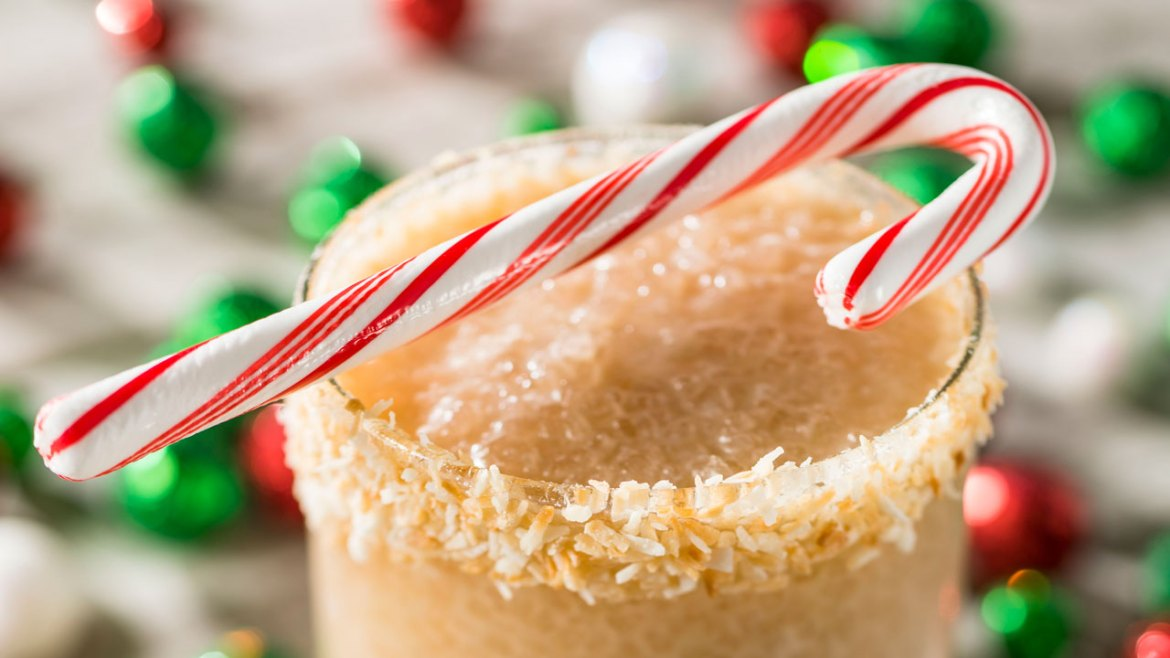 5 Must-Try Holiday Cocktails at Walt Disney World