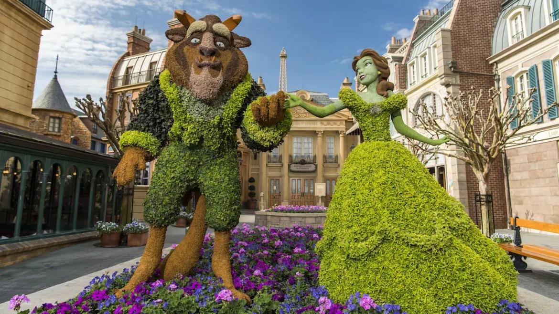 Flower & Garden Festival: Fun Facts about Disney World's Horticulture