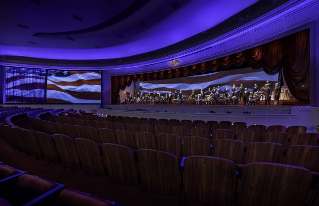 5 Fun Facts about Disney's Hall of Presidents 1