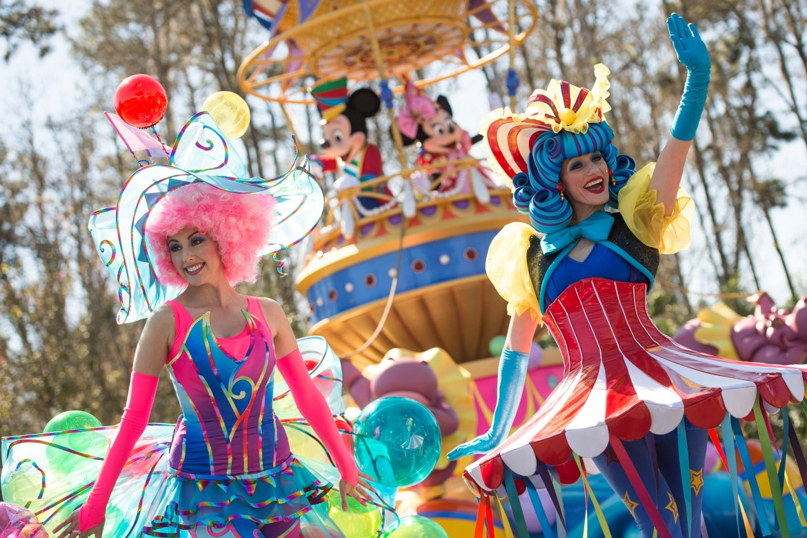 5 Magical Parades and Shows at Walt Disney World