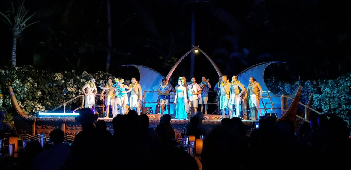 5 Reasons Why We Love the KA WA'A Luau at Aulani and are Sure You Will Too