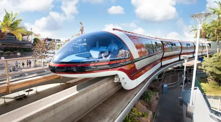 5 Transportation Options at Disneyland Resort