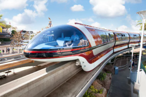 5 Transportation Options at Disneyland Resort 13