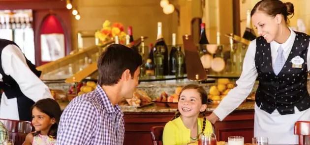 Signature Dining Food & Wine