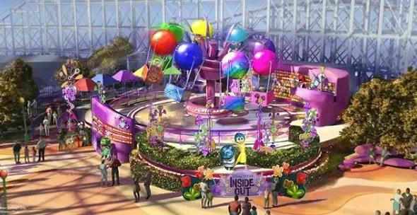 Pixar Pier Roundup
