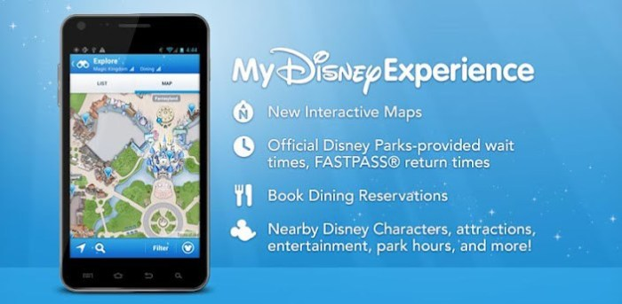 7 Awesome Tools You Ll Find On Your My Disney Experience App