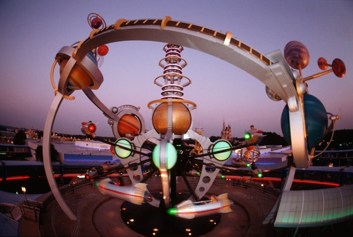 History and Fun Facts About Disney's Astro Orbiter at the Disney Parks
