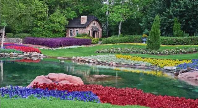 Disney World Gardens