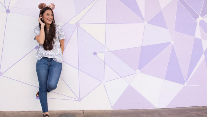 The Most Instagrammable Walls at Disney World and Disneyland 2