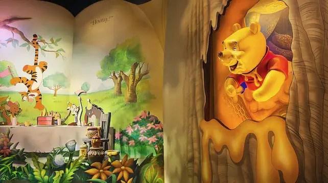 6 Ways to Celebrate Winnie the Pooh at Walt Disney World