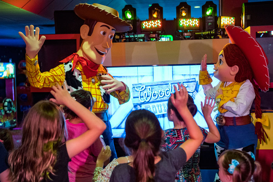 3 Amazing Experiences that Kids Will Love at Pixar Play Zone in Disney's Contemporary Resort
