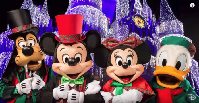 Mickey Christmas Party.A Complete Guide To Mickey S Very Merry Christmas Party