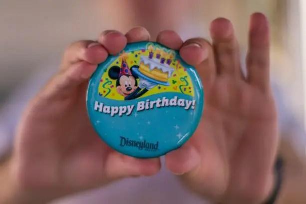 A Handful of Wonderful Ways to Celebrate Your Birthday at Disneyland