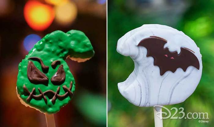 Disneyland Candy Shops