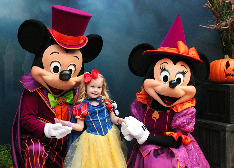Are There Costume Guidelines For Mickey's Not-So-Scary Halloween Party?