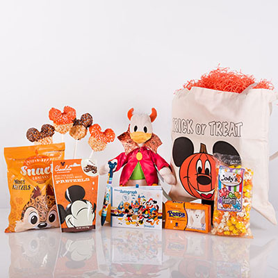 6 Ways To Celebrate the Halloween Season With Disney Floral and Gifts