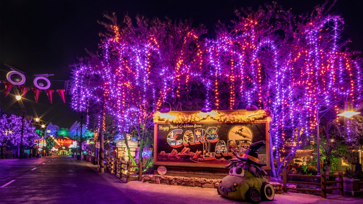 15 Frightfully Fun Reasons Why Cars Land is Our Favorite Place to Be at Halloween