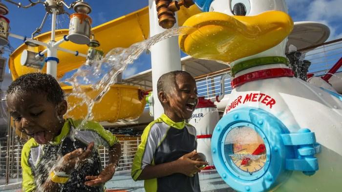 Kids and Disney Cruise