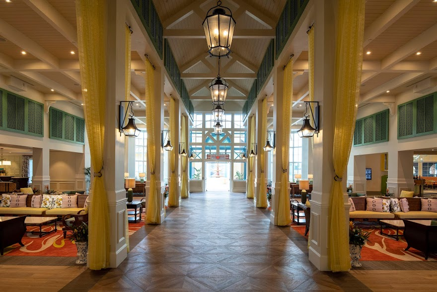 Port of Entry Opens at Caribbean Beach Resort