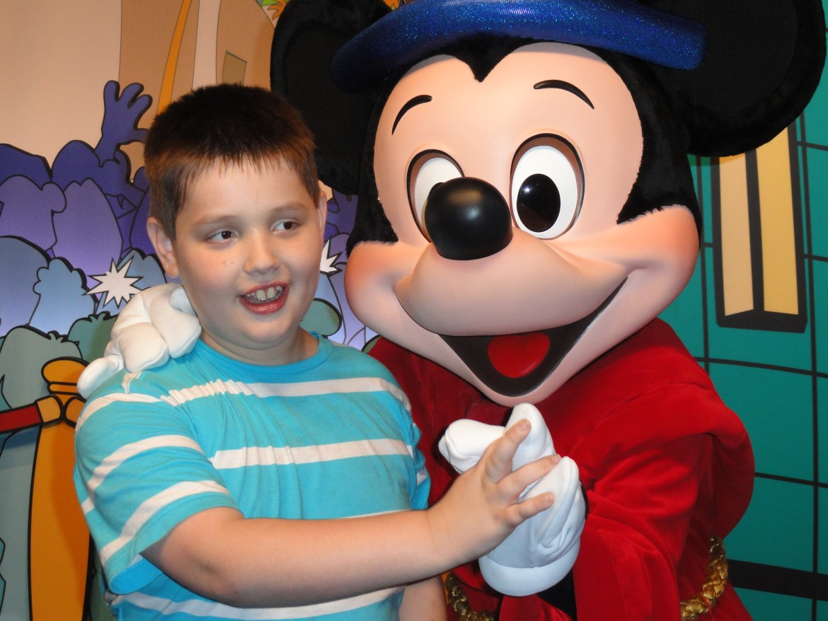 Special Needs Children and Disney World? Yes You Can!