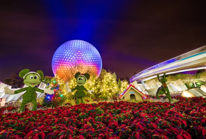 ultimate disney world christmastime packages available soon - Disneyworld At Christmas Time