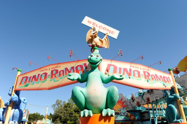 How Dinoland USA's Backstory Changed My Mind About the Area 1