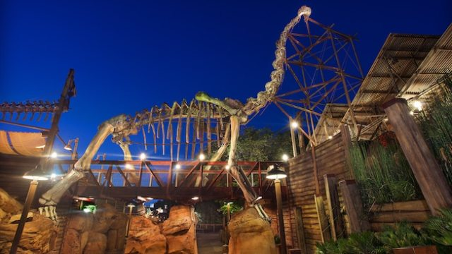 How Dinoland USA's Backstory Changed My Mind About the Area 2