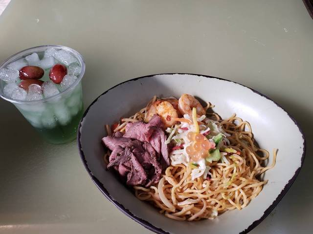 Taste Pandora: A Quick Review of Satu'li Canteen's Lunch Menu