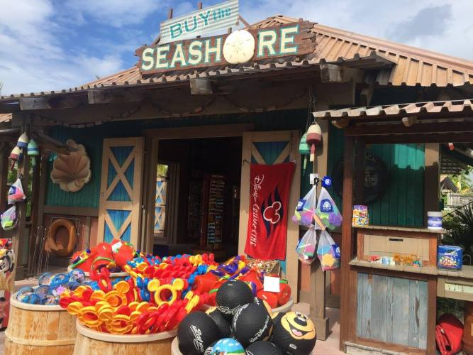 Relax or Play on Disney's Castaway Cay 7