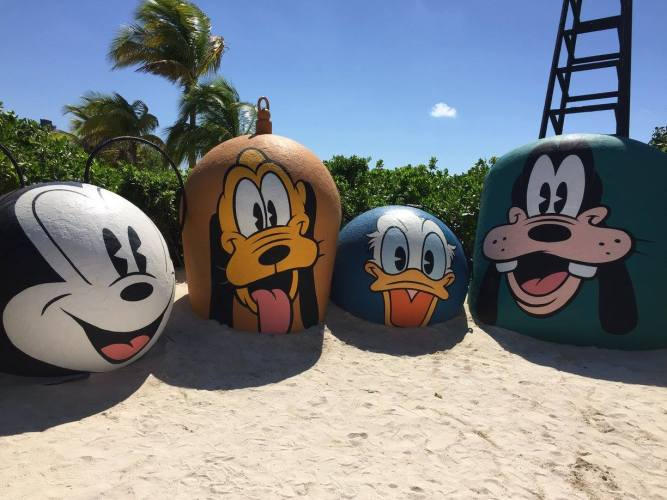 Relax or Play on Disney's Castaway Cay 8