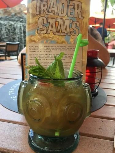 Disney Drinks Smackdown: Tambu Lounge vs. Trader Sam's 2