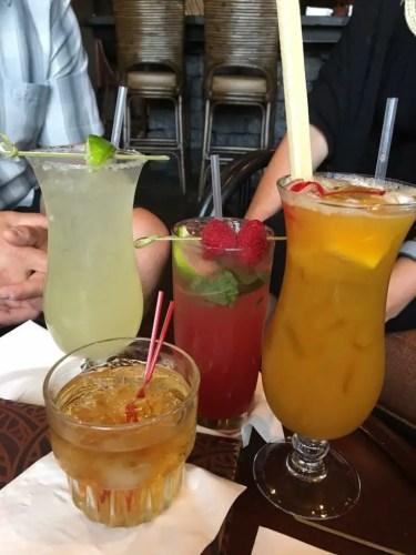 Disney Drinks Smackdown: Tambu Lounge vs. Trader Sam's 5