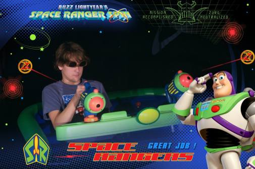 Free Range Kids Disney World