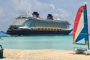 Disney Dream The District