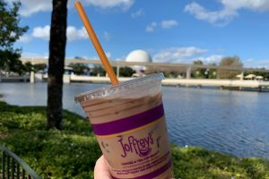 Joffrey's Coffee in Epcot