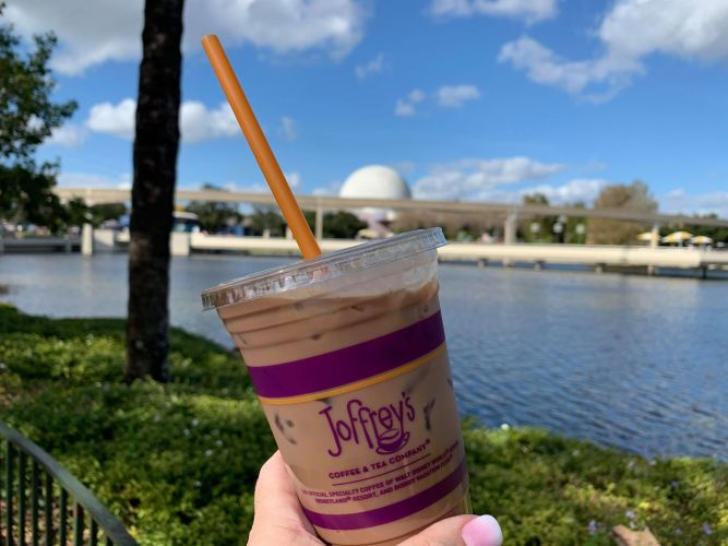 Joffrey's Coffee in Epcot