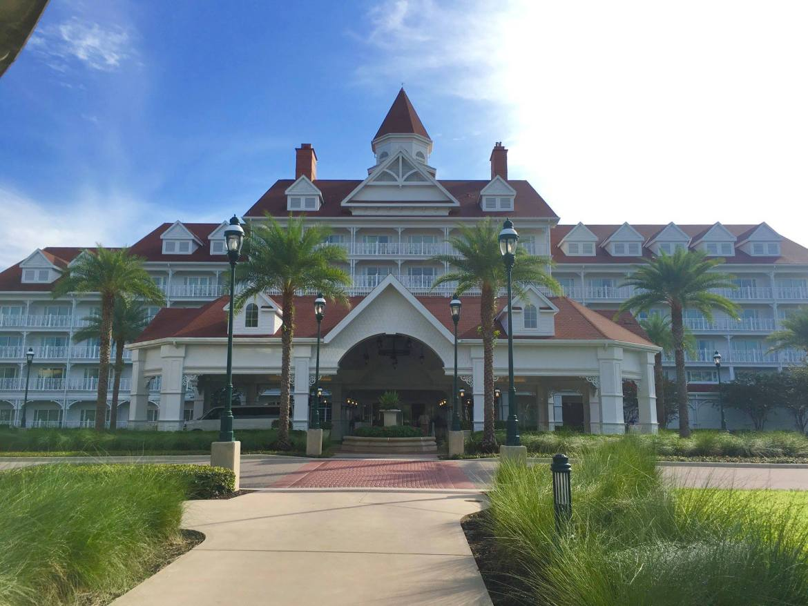 Accommodations For Large Families: Disney's Grand Floridian Villas
