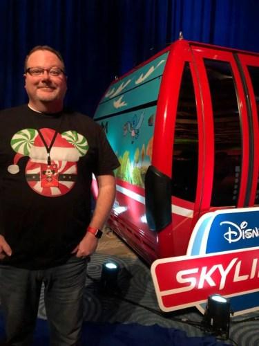 Disney Skyliner Open