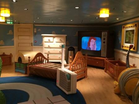 Andys Room Disney Fantasy