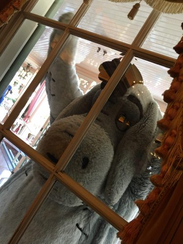 Eeyore Plaza Inn Disneyland