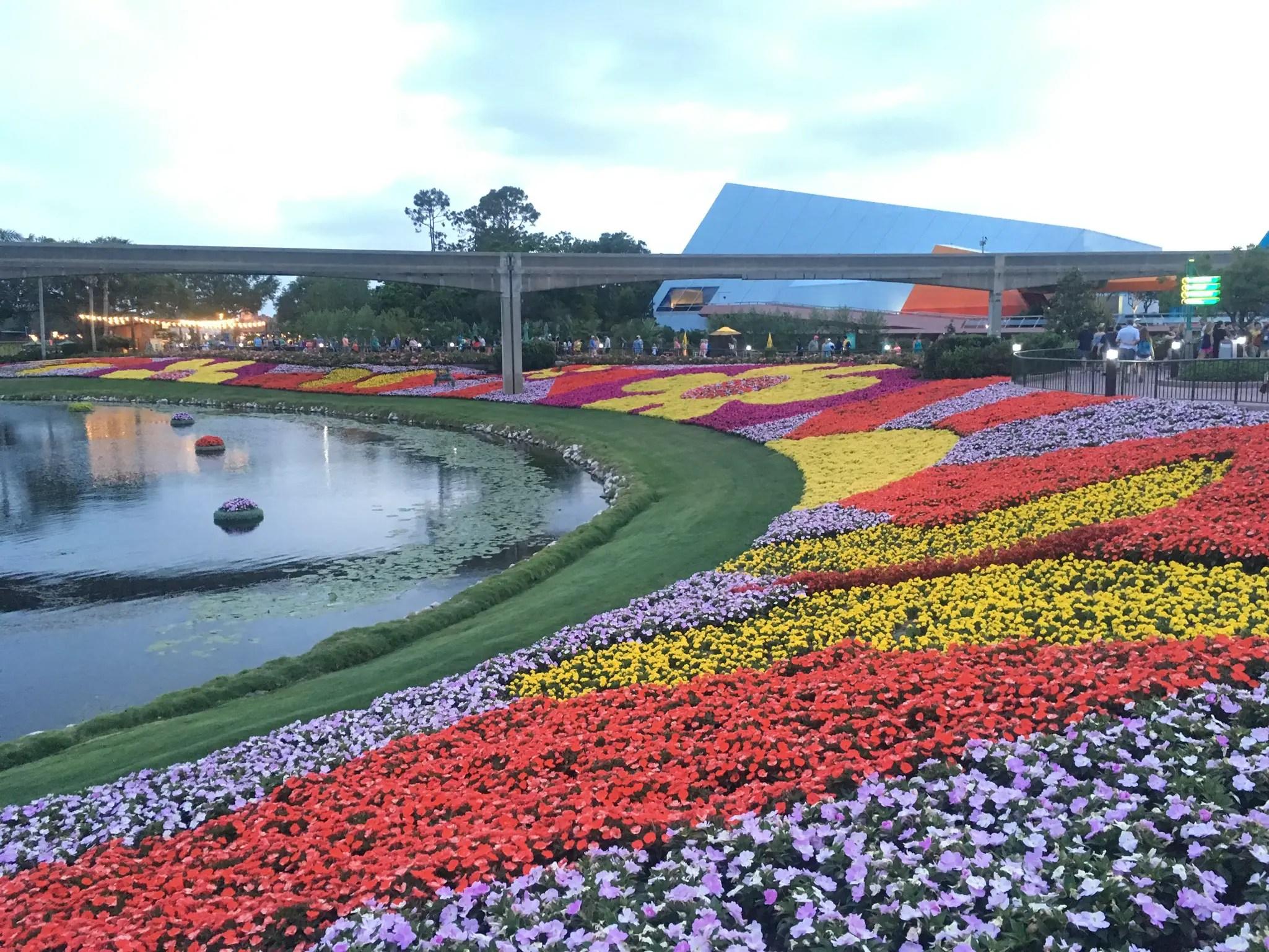 epcot's international flower & garden festival must do list