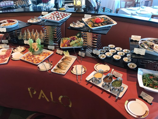 Premium Dining Disney Cruise