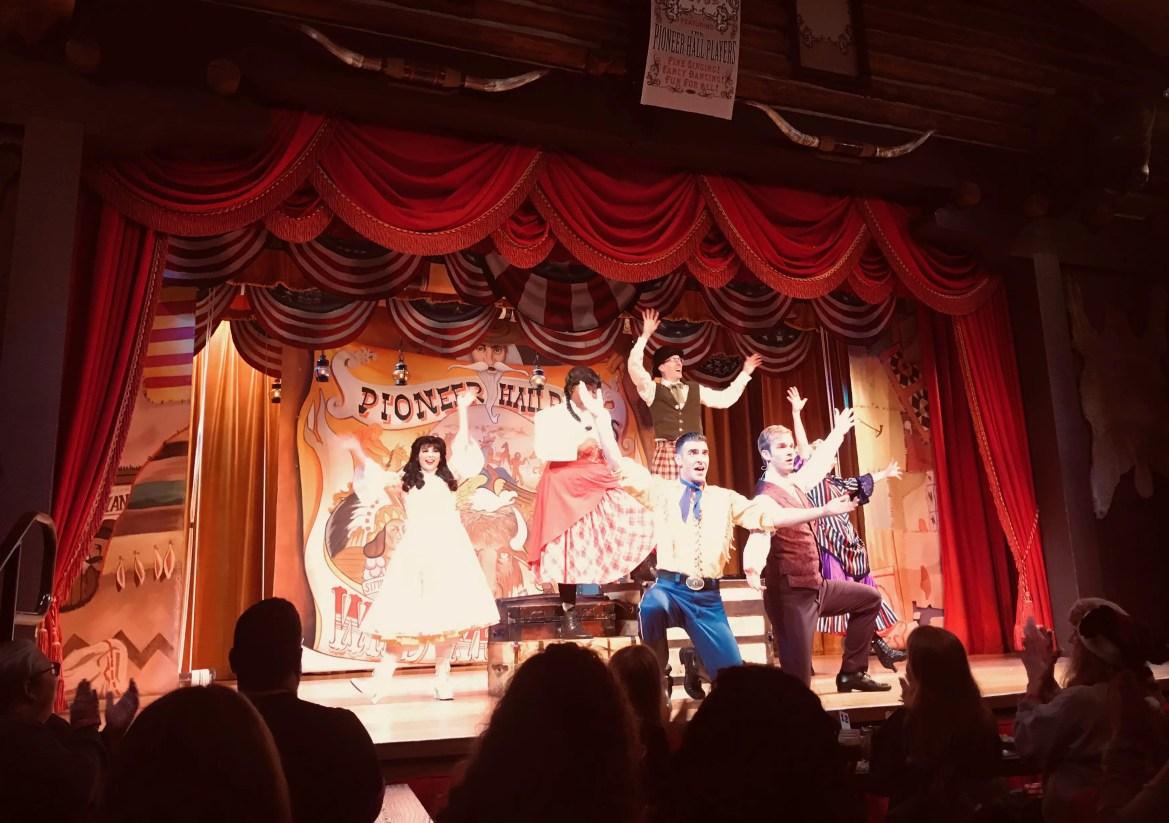 Hoop-Dee-Doo Musical Revue Review