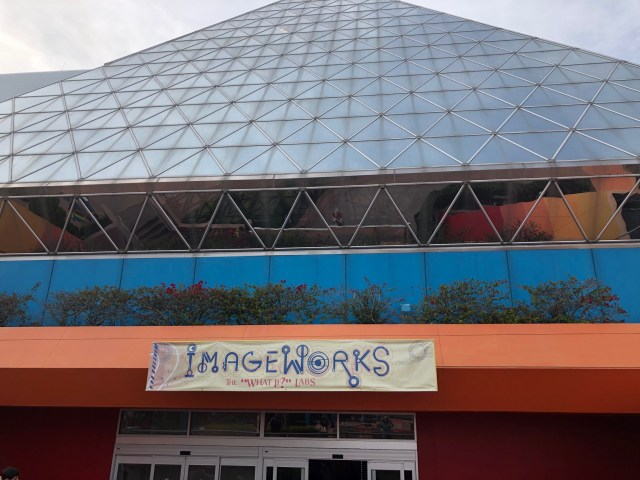 Exploring EPCOT with Toddlers 6