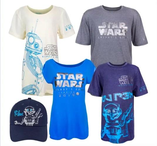 Star Wars Land Merchandise