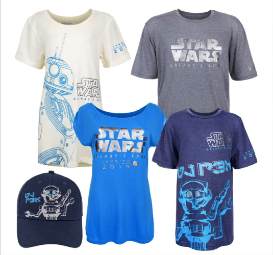 Star Wars Land Merchandise